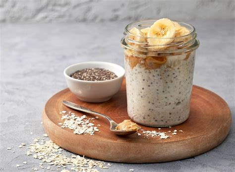 healthy overnight oats recipes  weight loss eat