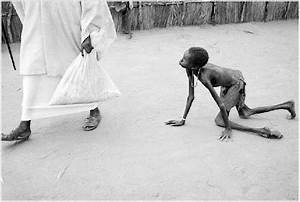 Pictures Of African People Starving