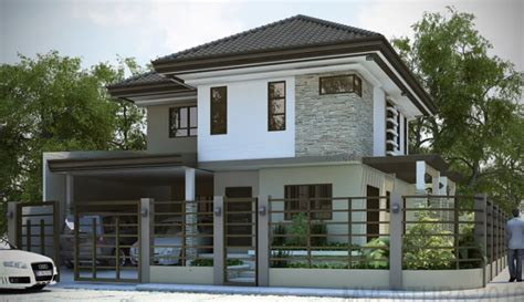 incredible modern inspired philippines house home design