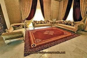 tapis de salon marocain pas cher deco salon marocain With tapis marocain pas cher
