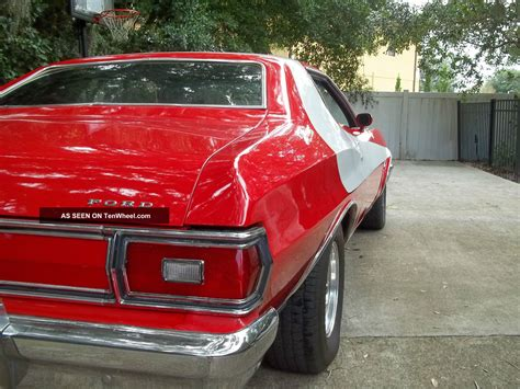 What Of Car Did Starsky And Hutch - 1974 ford gran torino starsky and hutch car