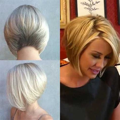 Very Pretty Graduated Bob Haircut Ideas   Bob Hairstyles
