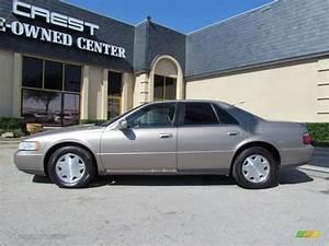 1999 Cashmere Cadillac Seville Sls  55593079