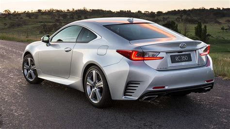 lexus luxury lexus rc 350 sport luxury 2015 review carsguide