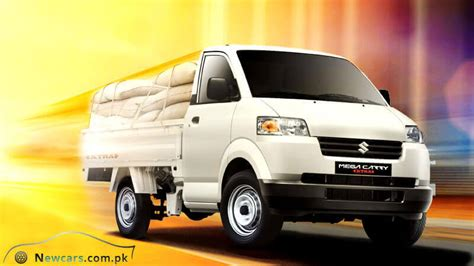 Suzuki Mega Carry Picture new suzuki mega carry xtra a powerful launched in