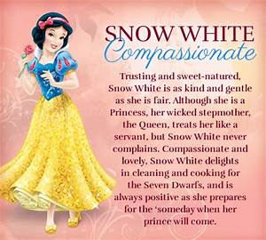 Snow White - Compassionate - Char & Anj Fan Art (34834201 ...