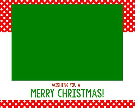 christmas card templates crazy  projects