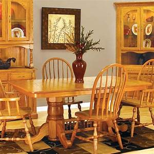 Country, Style, Dining, Set