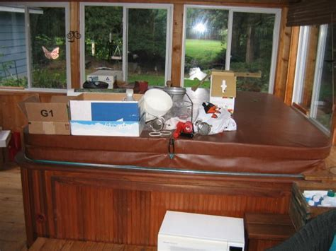 hot tub room decorating ideas hot tub addition