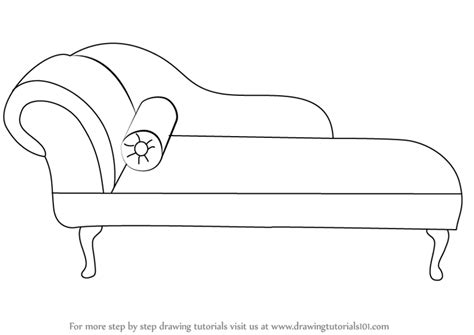 chaise dwg how to draw a rocking chair image mag