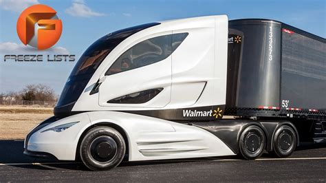 4 camiones del futuro que debes ver youtube