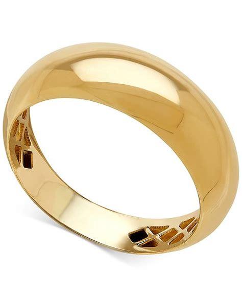 Italian Gold Polished Dome Ring In 14k Gold  Rings. Gatsby Rings. Amrezy Wedding Rings. Red Dragon Engagement Rings. Bezel Set Wedding Rings. Setting Wedding Rings. Solomon Rings. Kokopelli Engagement Rings. Half Dollar Rings