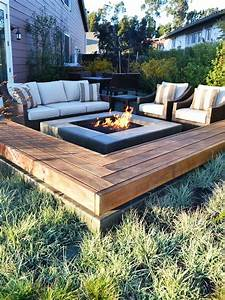 Best outdoor fire pit ideas to have the ultimate backyard for Garden fire pit