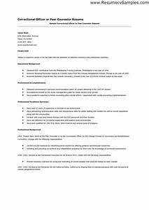 correctional officer resume resume ideas With correctional officer resume