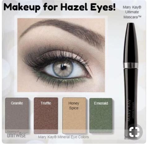 hazel eyes  images mary kay
