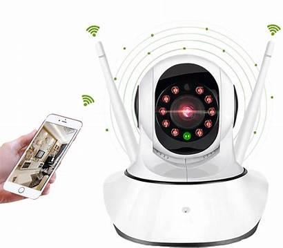 Camera Security Cam Ip Wireless Wifi Cctv