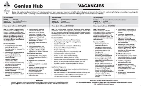 Genius Description by 3 Opportunities With Genius Hub New Vision