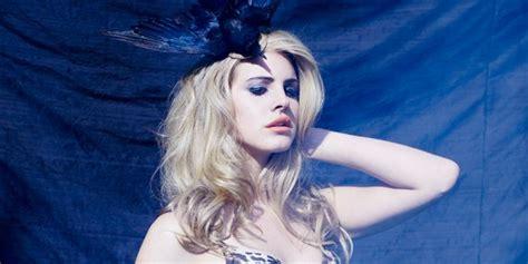 lana del rey blonde hairstyle   hair