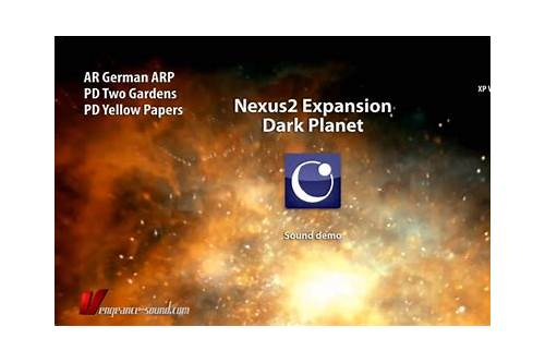free nexus 2 trap expansion packs