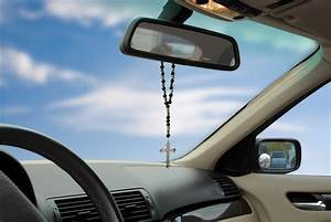Charmes Automobile : cross rear view mirror charm at carfetti ~ Gottalentnigeria.com Avis de Voitures