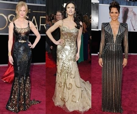 Top Dress Trends From The Oscars Red Carpet