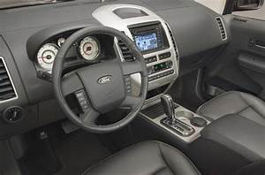 Audi And Ford Cars Gallery: Ford edge interior