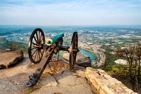 Bezienswaardigheden Chattanooga