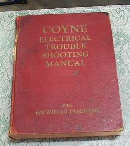 Coyne Electrical Trouble Shooting Manual Industrial