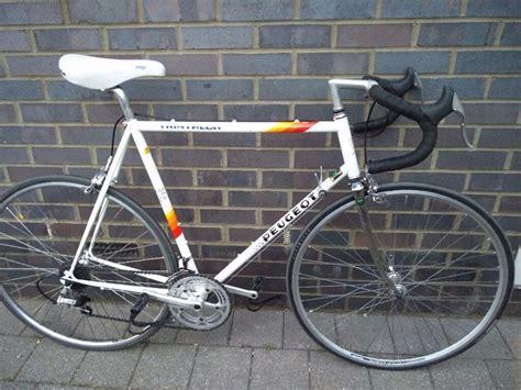 Peugeot Triathlon by 501 Frame Forks 60cm Lightweight Frame Vintage