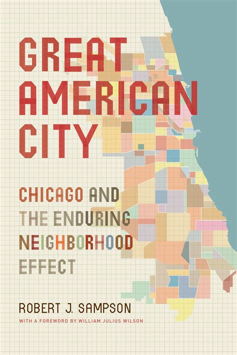 Great American City Chicago And The Enduring Neighborhood