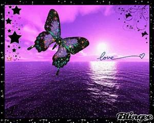 butterfly glitter | Butterfly Beautification | Pinterest ...