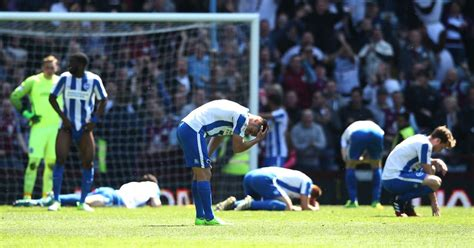 AVFC VILLA BLOG Brighton At Home, But The Big Question Is ...