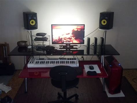 ikea studio desk hack 17 best images about musicstudio on pinterest custom