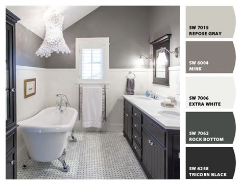 bathroom paint colors from chip it by sherwin williams paint paint colors