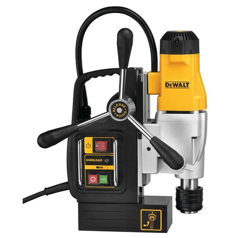speed magnetic drill press dwek dewalt
