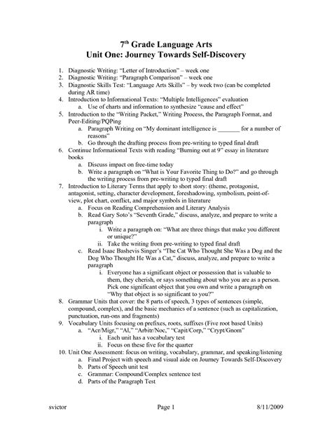 8th grade ela reading comprehension worksheets fourth
