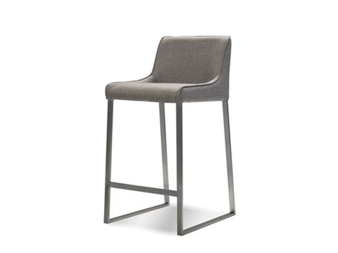 Counter Stool Bennett Light Grey