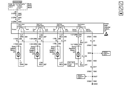 Chevy Power Seat Wiring Diagram by I Need A Wiring Diagram For Power Seats 6 Or 8 Way