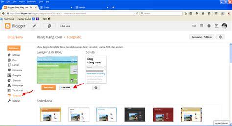 #bedahdesain — halaman hasil pencarian website kursus on… Cara Menghapus Judul Blog di Artikel Pencarian - Ilang Alang.com