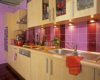 purple kitchen tiles 30 amazing design ideas for a kitchen backsplash 1689