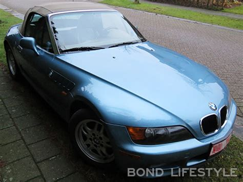 Bmw Z3 Neiman Marcus 007 Edition For Sale  Bond Lifestyle
