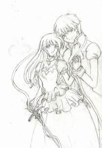 Romeo x Juliet sketch by 6wendybird91 on DeviantArt