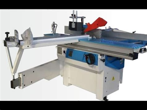 combination woodworking machine mlk youtube