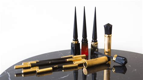 siege social louboutin the christian louboutin eye collection is total vanity
