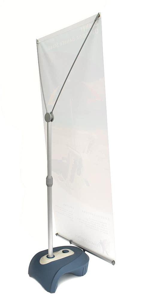 zephyr outdoor banner stand power graphics com
