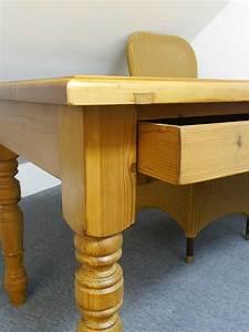 Tisch 8 Personen : tisch esstisch esszimmertisch weichholz mit 3 schubladen 8 10 personen 5541 ebay ~ Markanthonyermac.com Haus und Dekorationen