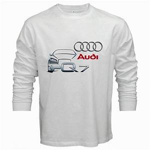 76b5e327a new audi logo t shirt men white tshirt cotton long sleeve s 2xl barang  untuk dibeli