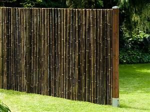Garten trennwand bambus spinjoinfo for Katzennetz balkon mit mc garden zaunelemente