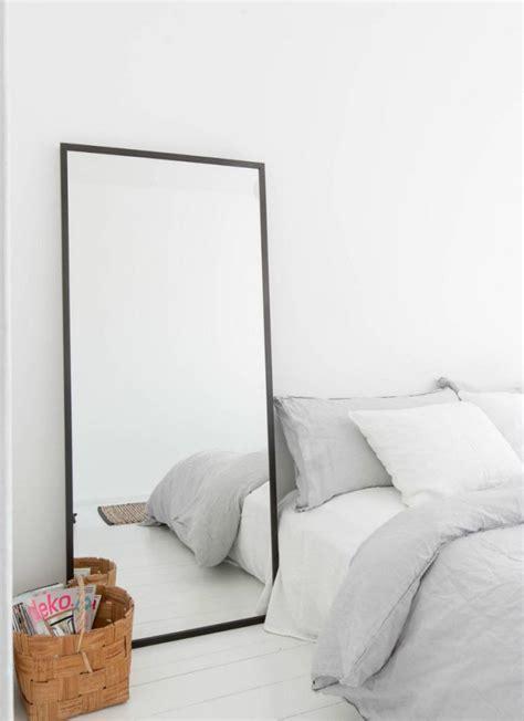 dans chambre quel miroir dans une chambre d 39 adulte contemporaine