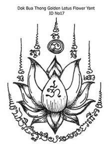 SAK YANT DESIGNS 1 – Thai Tattoo Sak Yant UK